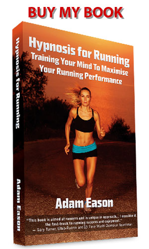 Hypnosis For Running Book